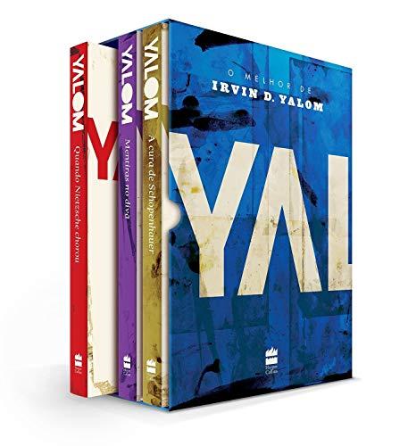 O melhor de Irvin D. Yalom - Kit