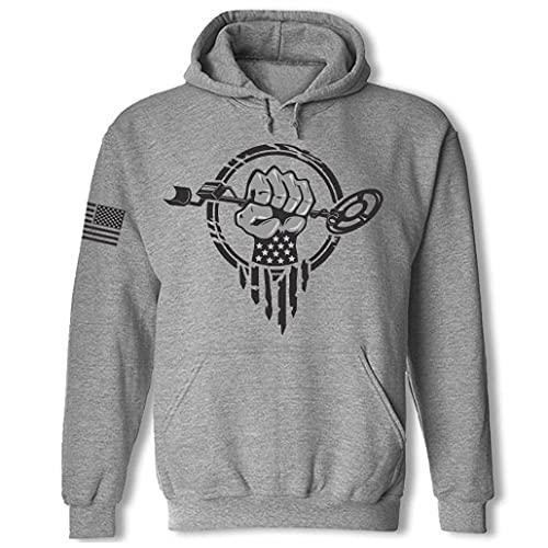 Metal Detector Classic 2021 Hero Hoodie Sweatshirt