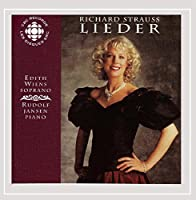 Strauss, R.: Lieder by Edith Wiens