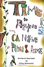 Time to Rhyme With CA Native Plants and Animals