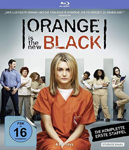 Orange is the New Black - Staffel 1 [Blu-ray]