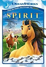Spirit: Stallion of Cimarron by Dreamworks Animated