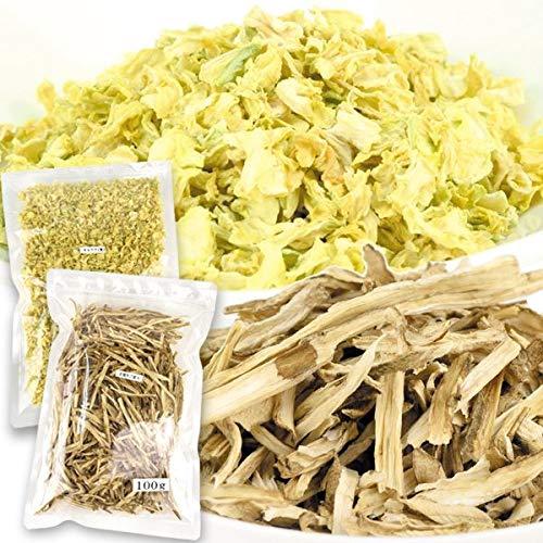 国華園 食品 乾燥野菜 キャベツ&千切りごぼうセット 2組(各2袋) メール便