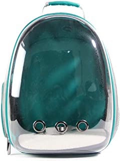 MAOSHE Pet Carrier Backpack,Space Capsule Bubble Transparent Backpack for Cats and Puppies,Designed for Travel, Hiking, Wa...
