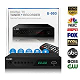 Best Digital Tv Tuners - Analog to Digital TV Converters Box - UBISHENG Review