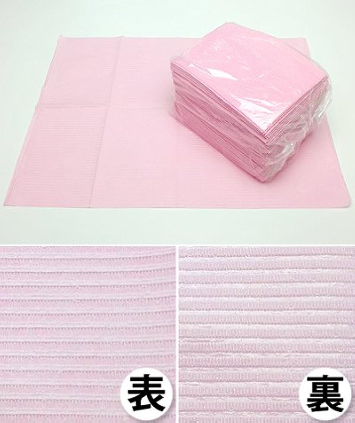 抗生物質ポンプ懐疑的防水ペーパークロス ピンク 50枚入