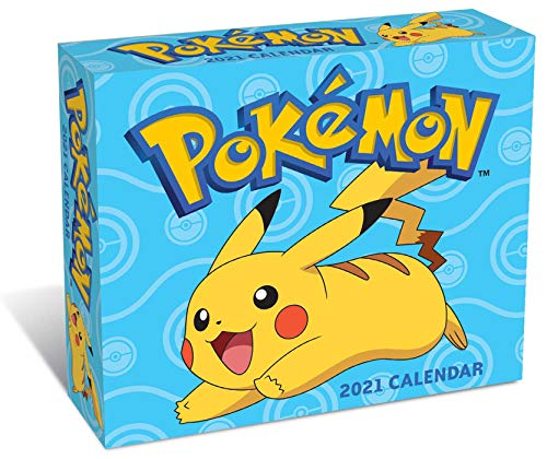 Pokemon 2021 Day-to-Day Calendar