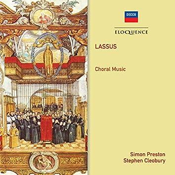 Lassus: Choral Music