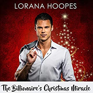 The Billionaire's Christmas Miracle audiobook cover art