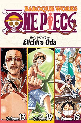 One Piece: Baroque Works, Volumes 13-15: Includes vols. 13, 14 & 15: Volume 5