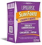 Lipograsil Slim Forte Cuerpo y Mente - Fat Burner - Ingredientes 100% Natuales - Potente Quemador de...