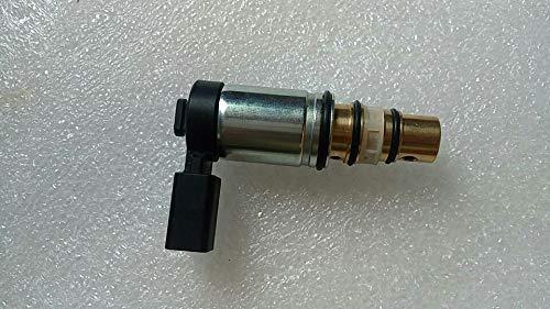 XFCNOI, Válvula de Ajuste de la válvula Válvula de Control de Refrigeración Compresor Sanden PXE16 de Control del compresor solenoide for Jetta Passat CC B6B7 Nuevo Touran