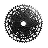 SRAM Powerlink Cassette PG-1230 Eagle NX 12V 11-50 Black, Unisex Adulto, Negro, 11-50T