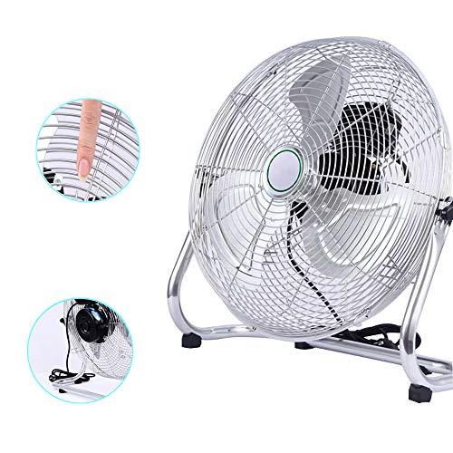 WXZX Ventilador Industrial Ventilador De Mesa,Portátil Ventilación 3 Aspas Power Fan,Sala De Estar Dormitorio Pasillo Portátil Ventilador