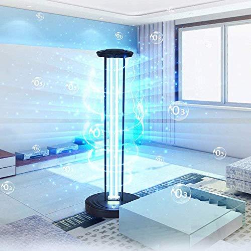 Zmsdt Sterilisation Lampe Protable Mobile UV Entkeimungslampe Luftreiniger Desodorierenden Reinigung Licht