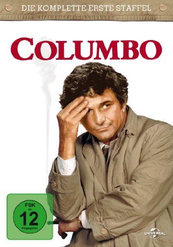 Columbo - Staffel 1 [6 DVDs]