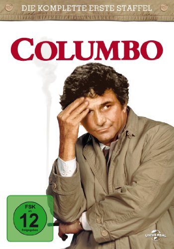 Columbo - Staffel 1 [6 DVDs]