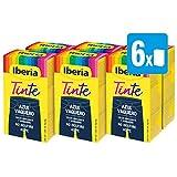 Iberia - Tinte 40°C Azul Vaquero - 70 g [Pack de 6]