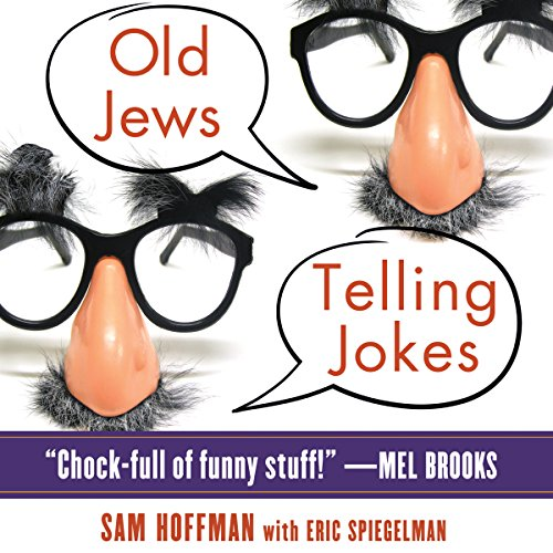 Old Jews Telling Jokes audiobook cover art