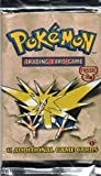 Pokemon Fossil 1st Editon Booster Pack