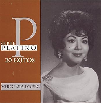Los Grandes Exitos De Virginia Lopez - A Peticion Del Publici