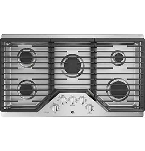 cooktop gas 36 inch - 6