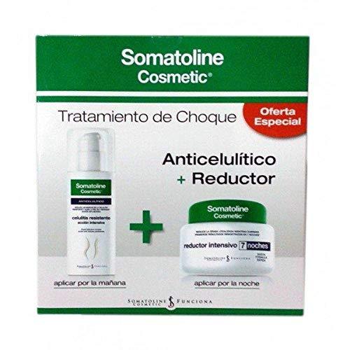SOMATOLINE TTO DE Choque CR 650ML, Neutro, Estándar