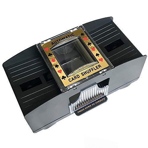 Best card shuffler - Yuanhe Casino 2-Deck Automatic Card shuffler