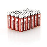 Dorcy Mastercell AAA Alkaline Batteries, 24-Pack (41-1636)