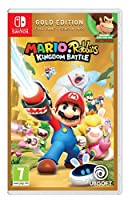 Mario + Rabbids Kingdom Battle Gold Edition (輸入版)