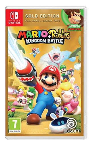 Mario + Rabbids Kingdom Battle Gold Edition [Edizione: Regno Unito]