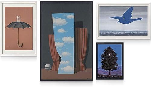 para mayoristas BAIF Pinturas Decorativas para Sala de Estar Combinación Combinación Combinación de Lienzo de Parojo Mural Sofá Fondo Nordic Moderno Pintura Colgante  gran venta