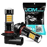 JDM ASTAR Bright Amber PX Chips H11 H16 LED Fog Light Bulbs