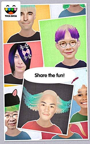 『Toca Hair Salon Me』の6枚目の画像