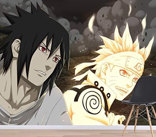Naruto Mode Poster Anime muurpapier muurschildering muurprint sticker muurschildering (H)350*(B)245cm Pro