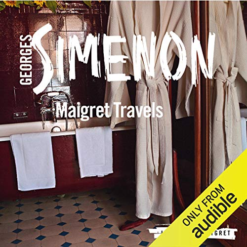 57 Maigret and the Lazy Burglar - Georges Simenon