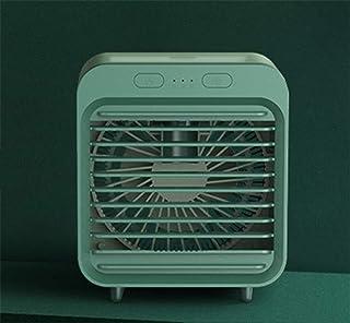 HSJDP Ventilador de escritorio enfriador de aire acondicionado portátil para oficina en el hogar o al aire libre Ventilador de aire acondicionado portátil Ventilador de escritorio