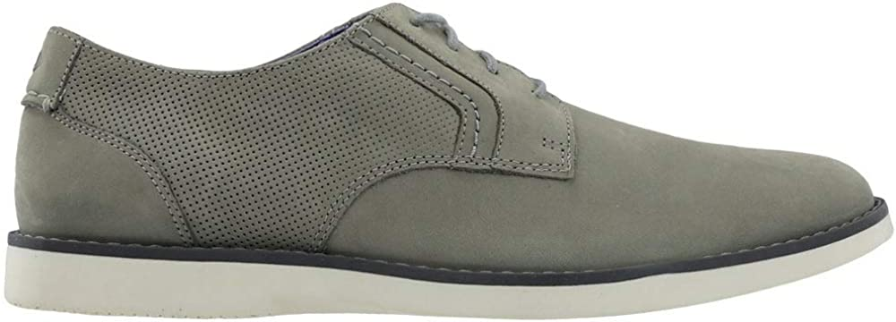 Sperry Mens Newman Lace Up Casual Shoes - Grey