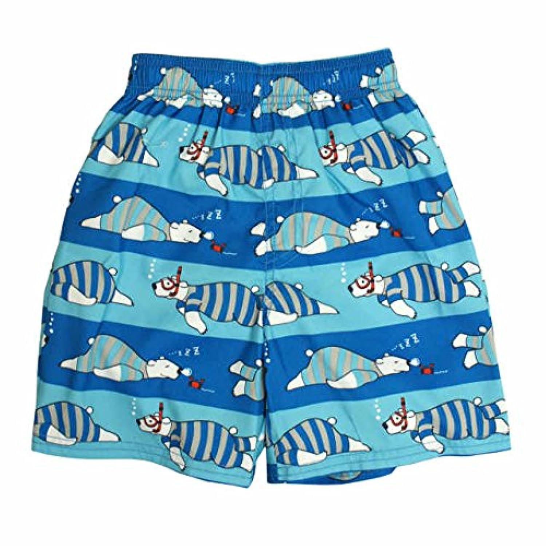 水着 子供 キッズ 男の子 2WAY ストレッチ スイム スパッツ 海水パンツ 子供水着