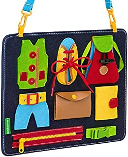 sensory board for toddlers