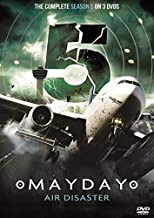 Mayday Air Disaster Complete Series 5 set As Seen On National Geographic Channel Air Crash Investigation