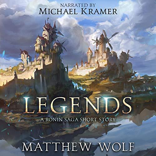 Legends cover art