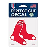 Wincraft Aufkleber 10x10cm - MLB Boston Red Sox -