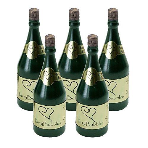 Wedding Bubbles Sektflasche 24 Stück
