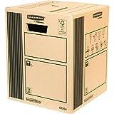 Bankers Box 6206402 - Caja de transporte y mudanza resistente, mediana, una unidad