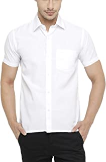 Chennis Mens Shirt(White)