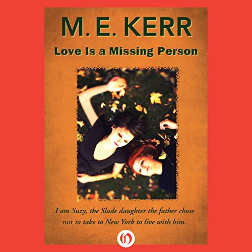 Love Is a Missing Person audiobook cover art