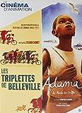 COFFRET LE CINEMA ANIMATION Volume 5 - 2 FILMS : Les Triplettes de Belleville / Adama