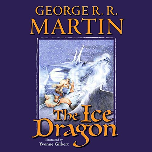 The Ice Dragon  cover art