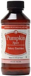 pumpkin spice emulsion substitute